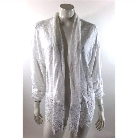 1c368af90ee Inc International Concepts Womens Plus 1X Cardigan NWT